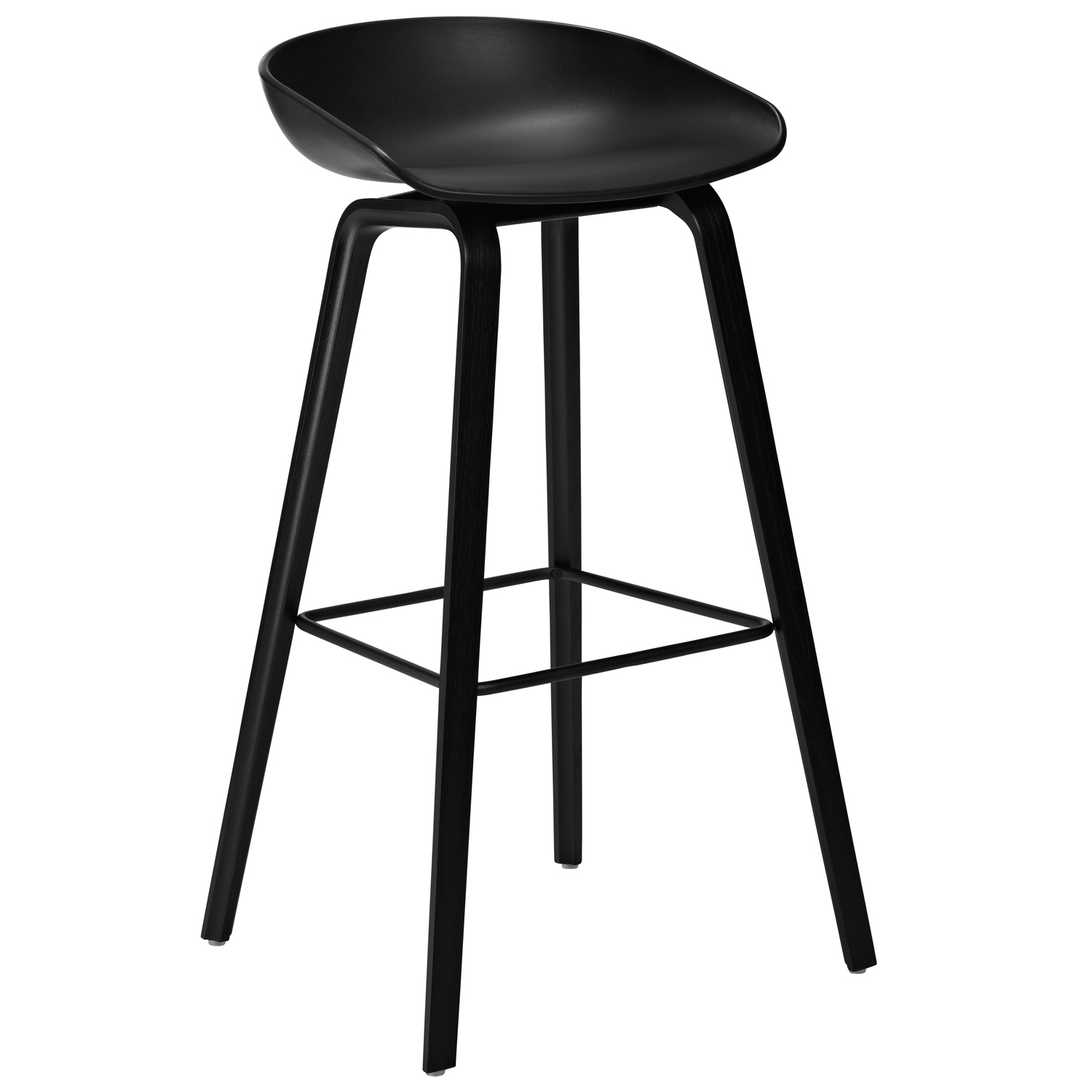 About a Stool h75, sort/sorte ben