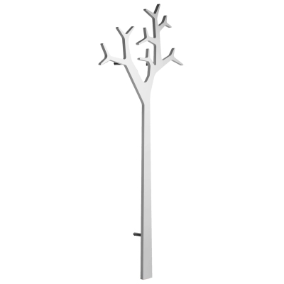 Tree Wall knager�kke 194 cm, hvid