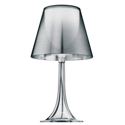 Miss K bordlampe transparent