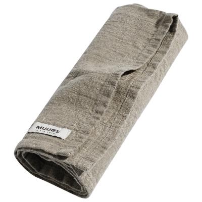 Towel viskestykke beige