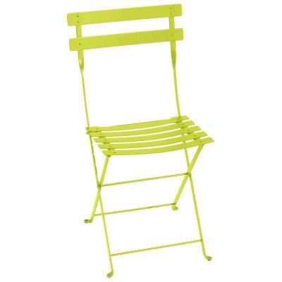 Bistro Metal stol, verbena green thumbnail