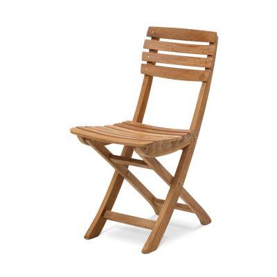 Vendia stol, teak thumbnail