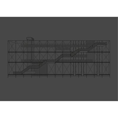 pompidou-poster-50x70-sort