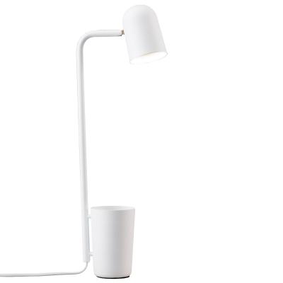 Buddy bordlampe, vit
