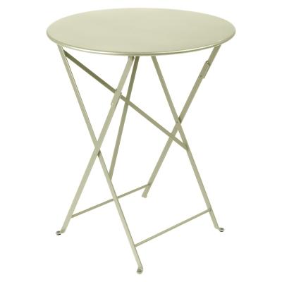 Bistro bord Ø60, willow green thumbnail