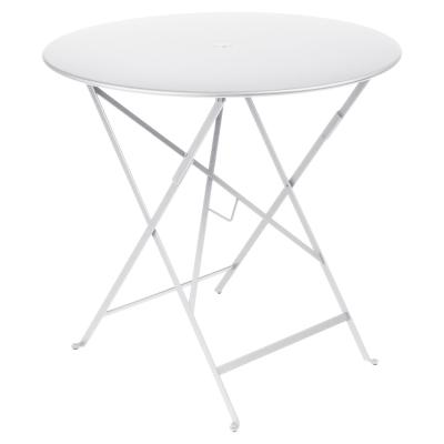 Bistro bord Ø77, cotton white thumbnail