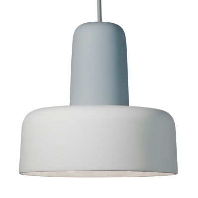 Meld loftslampe, dusty blue/offwhite thumbnail