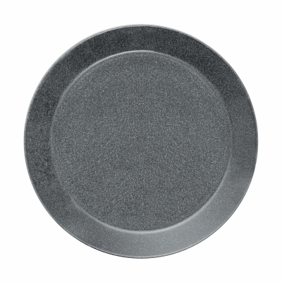 Teema tallerken 26 cm, meleret gr�