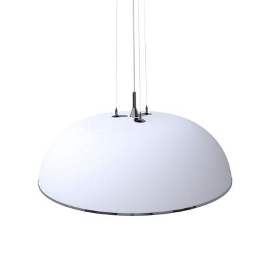 Megalo pendel LED 60 cm, hvid