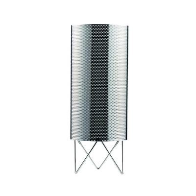 Pedrera bordlampe fra Gubi er en klassisk lampe designet af Barba Corsini. Formen på lampen fik Corsini fra de cylindriske skorstene som sad på Gaudis hus i Barcelona med sin elegante og perforerede udseende. Med Pedrera-lampen har Corsini vundet flere udmærkelser og meget ros over hele verden. Pedrera fås som gulvlampe, bordlampe og pendel i forskellige farver. Lavet i metal.