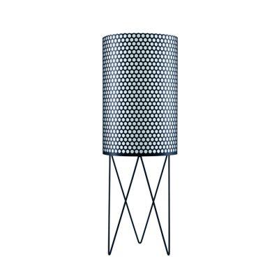 Pedrera gulvlampe fra Gubi er en klassisk lampe designet af Barba Corsini. Formen på lampen fik Corsini fra de cylindriske skorstene som sad på Gaudis hus i Barcelona med sin elegante og perforerede udseende. Med Pedrera-lampen har Corsini vundet flere udmærkelser og meget ros over hele verden. Pedrera fås som gulvlampe, bordlampe og pendel i forskellige farver. Lavet i metal.