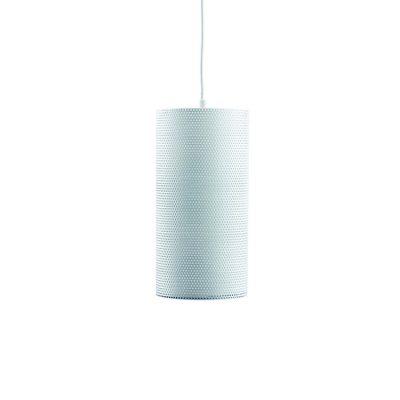 Pedrera pendel fra Gubi er en klassisk lampe designet af Barba Corsini. Formen på lampen fik Corsini fra de cylindriske skorstene som sad på Gaudis hus i Barcelona med sin elegante og perforerede udseende. Med Pedrera-lampen har Corsini vundet flere udmærkelser og meget ros over hele verden. Pedrera fås som gulvlampe, bordlampe og pendel i forskellige farver. Lavet i metal.