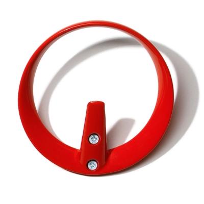 Gloria krog rød