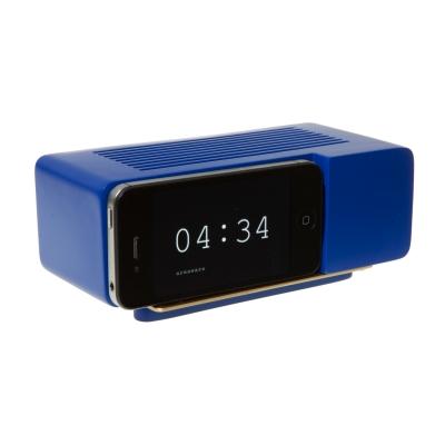 Alarm Dock blå