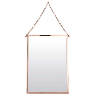 Bolina spejl rektangulære, kobber thumbnail