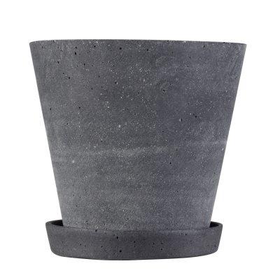 flower-pot-krukke-m-sort