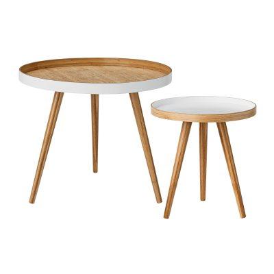 Bloomingville Bamboo sofabord, 2-set