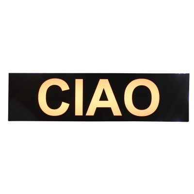 Ciao lightbox