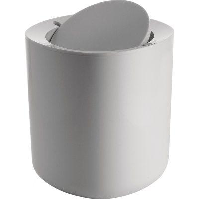 Birollo skraldespand, hvid – Alessi – Køb møbler online pÃ¥ ROOM21.dk