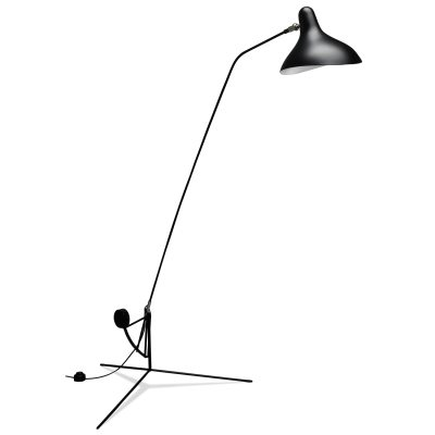 Mantis BS1 gulvlampe, sort thumbnail
