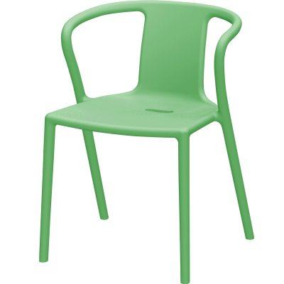 Air Armchair stol m. armlæn, grøn thumbnail