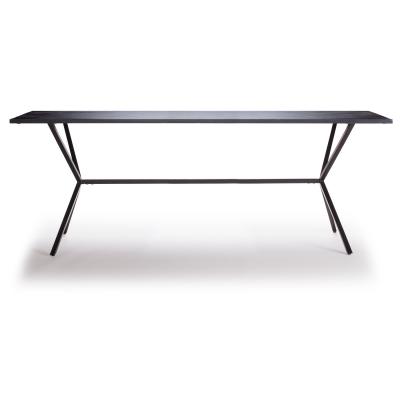 Loft spisebord 200x92 cm, sort – decotique – køb møbler online pÃ¥ ...