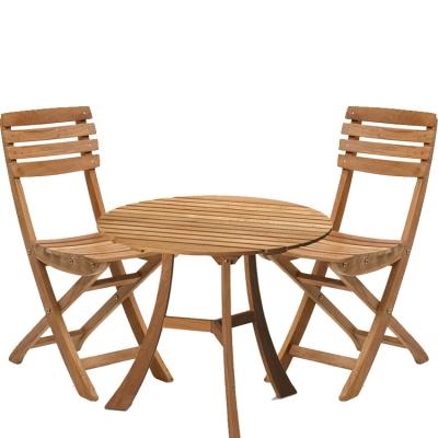 Vendia cafésæt, 1 bord + 2 stole thumbnail