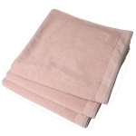 Dirty badelagan 140x70, pink blush/light grey