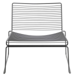Hee Lounge Chair, grå