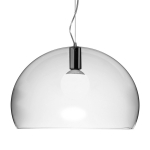 FL/Y loftslampe, transparent