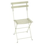 Bistro Metal stol, willow green