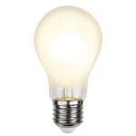 LED-lampe E27 A60 frosted filament