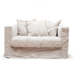 Le Grand Air Loveseat, Natural Blonde