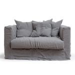 Le Grand Air Loveseat, Smokey Granite