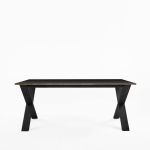 Arc Table 180 full black
