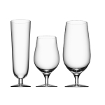 Collection glas, 3-pak