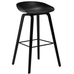 About a Stool h65, sort/sorte ben