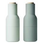 Bottle grinder 2-pack, grøn