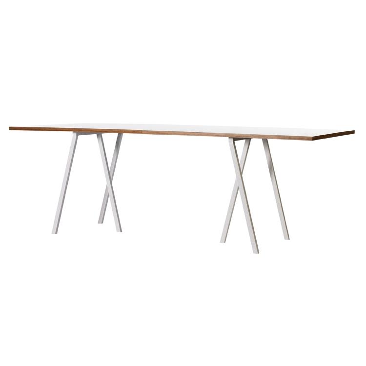 Rio spisebord 140, hvid – department – køb møbler online pÃ¥ room21.dk