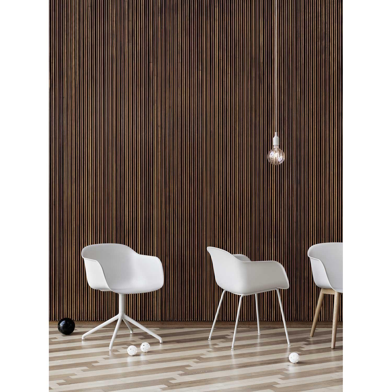 E27 lampe, hvid från muuto   køb møbler online på room21.dk