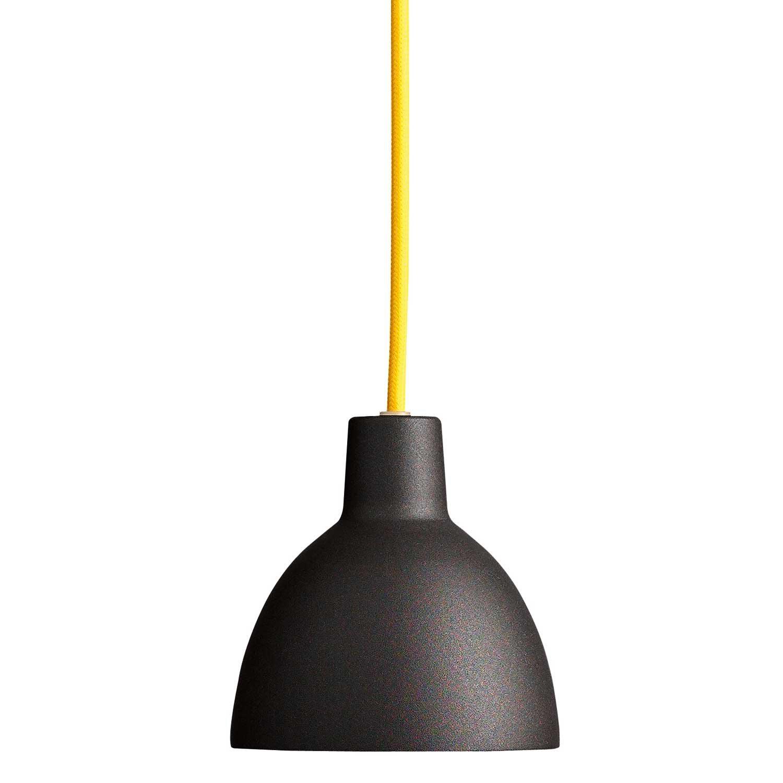 Toldbod 120 pendel, grå/gul från Louis Poulsen - Køb møbler online ...