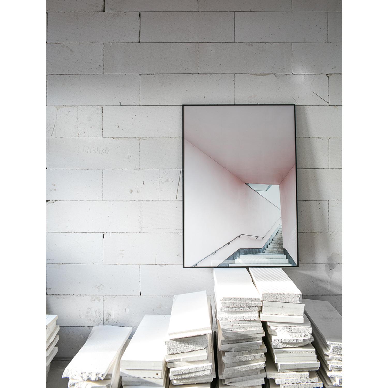 Pink Stars plakat – AnnaLeena – Køb møbler online pÃ¥ Room21.dk