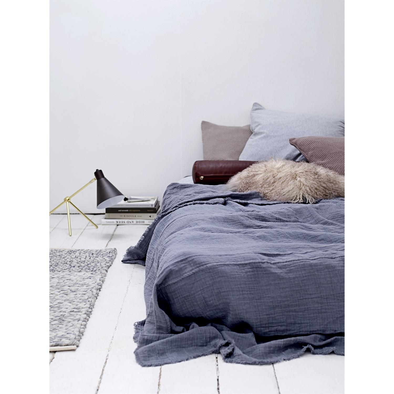 Mustik tæppe sten/rosa, 120x60 – bloomingville – køb møbler online ...