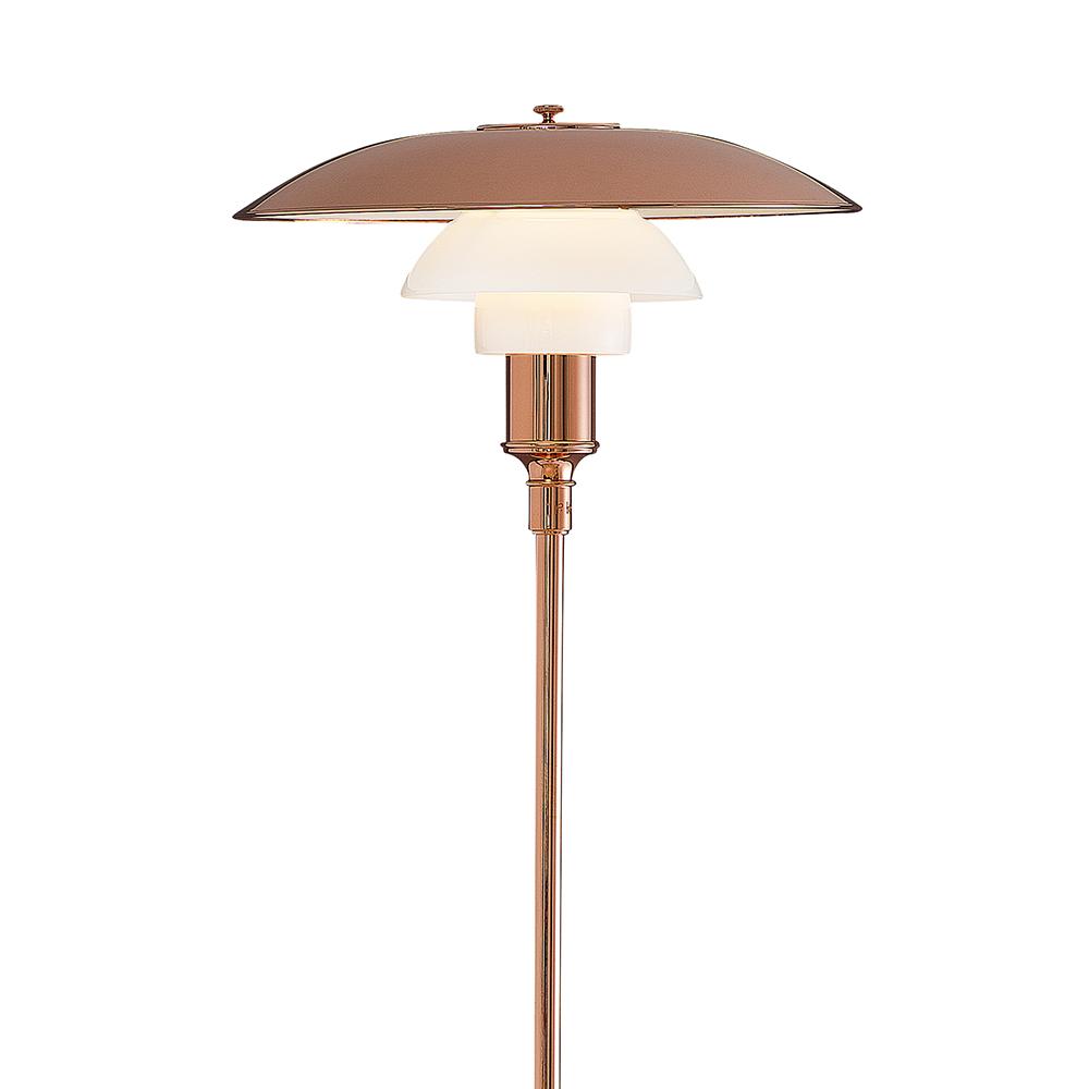 Moderne Ph Bordlampe Kobber AZ52 | Congregationshiratshalom ZW-51