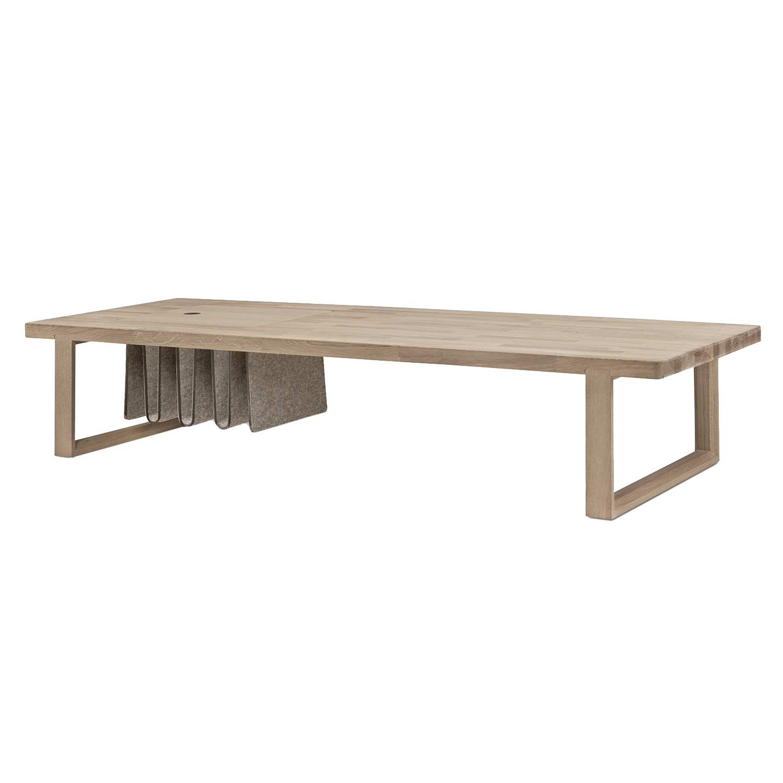 bord til seng Pulse bädd/bord, ek – Skagerak – Køb møbler online på Room21.dk bord til seng