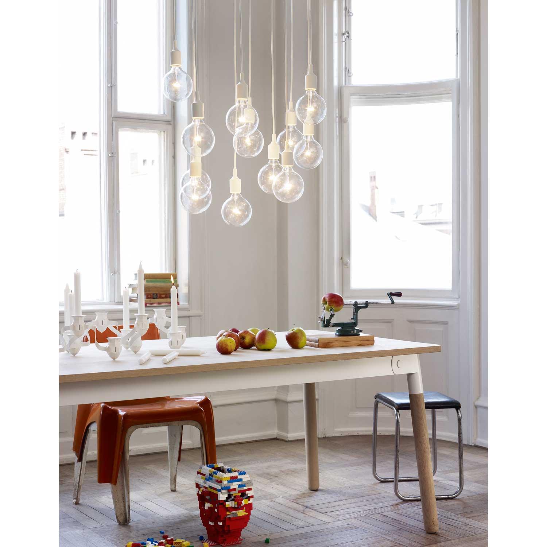 Adaptable bord, eg/hvid/eg – muuto – køb møbler online pÃ¥ room21.dk