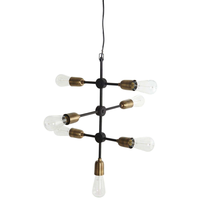 Molecular loftslampe, 7 lys – house doctor – køb møbler online pÃ¥ ...