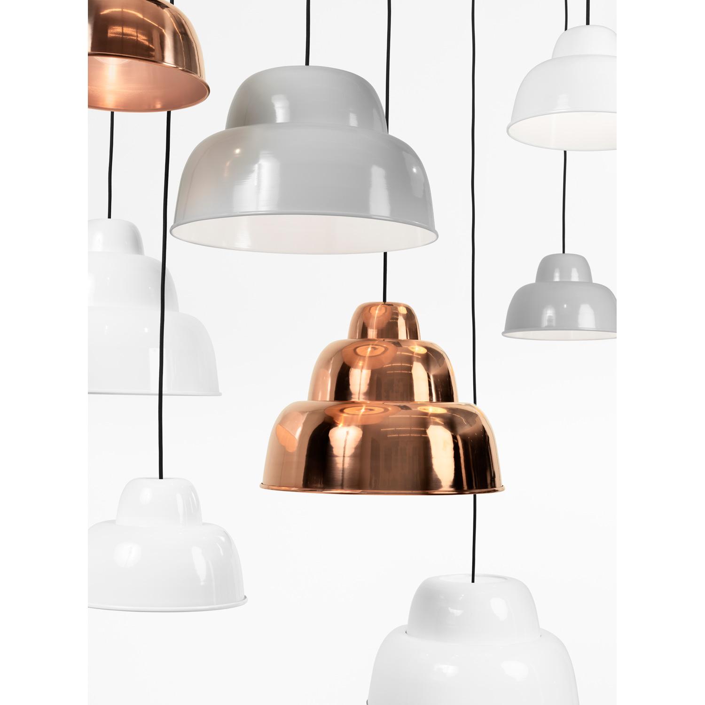 Levels lampe M, kobber – One Nordic – Køb møbler online pÃ¥ ROOM21.dk