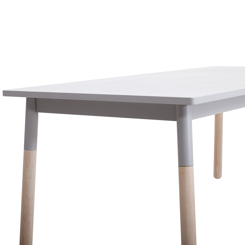 Rio spisebord 140, grÃ¥ – department – køb møbler online pÃ¥ room21.dk