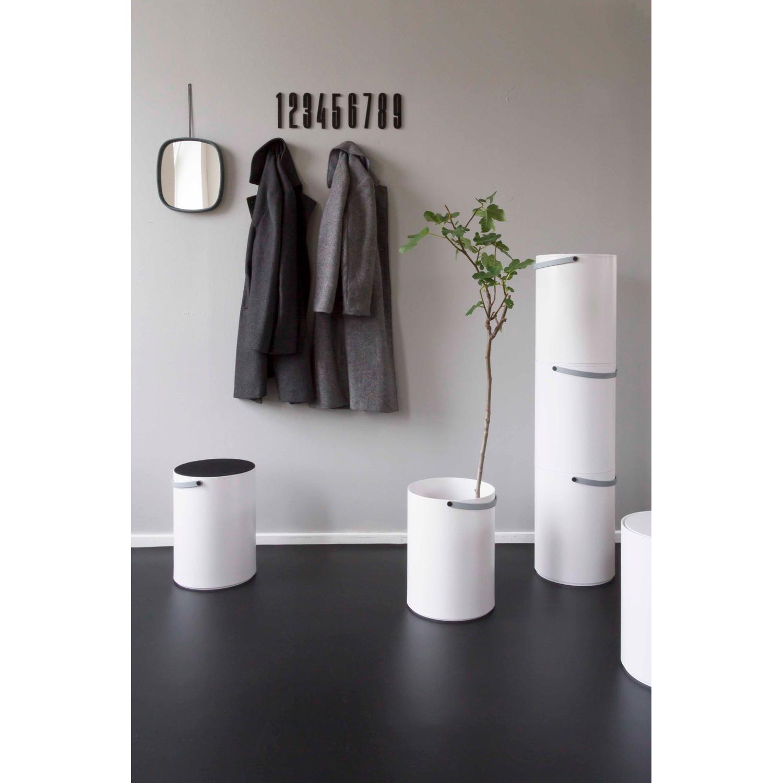 Television spejl, grÃ¥ – design letters – køb møbler online pÃ¥ ...